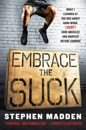 Cover image - Embrace the Suck