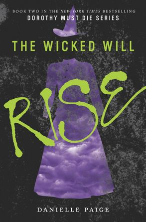 Cover image - The Wicked Will Rise