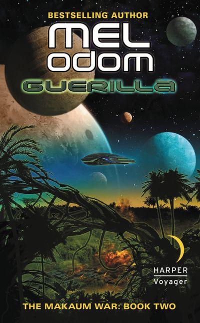Guerilla The Makaum War: Book Two