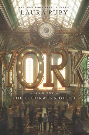 Cover image - York: The Clockwork Ghost