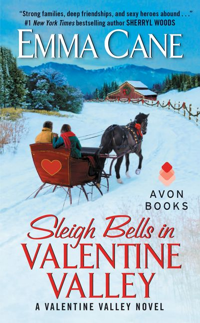 Sleigh Bells In Valentine Valley Emma Cane Ebook