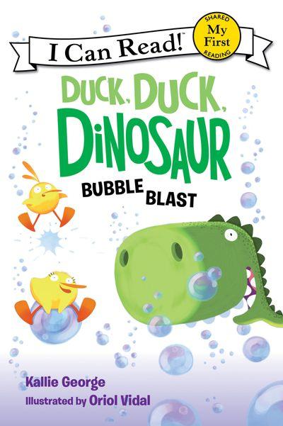 Duck, Duck, Dinosaur: Bubble Blast
