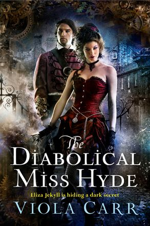 Cover image - The Diabolical Miss Hyde
