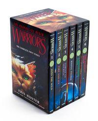 warriors-box-set-volumes-1-to-6
