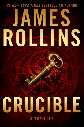 Cover image - Crucible