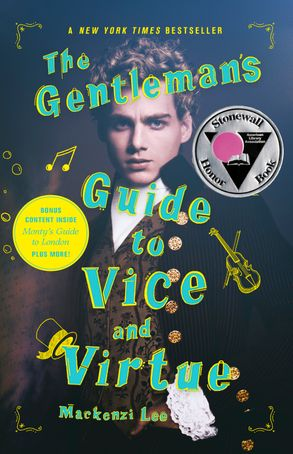 Cover image - The Gentleman's Guide to Vice and Virtue