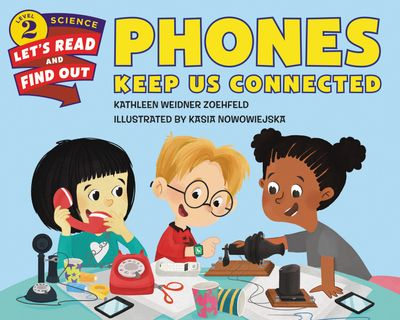 Phones Keep Us Connected