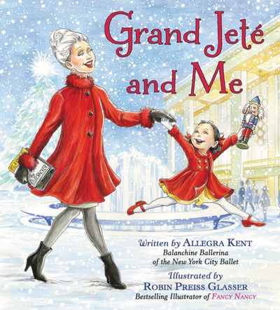 Grand Jete and Me
