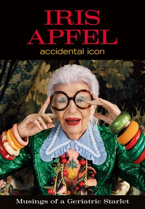 Cover image - Iris Apfel: Accidental Icon
