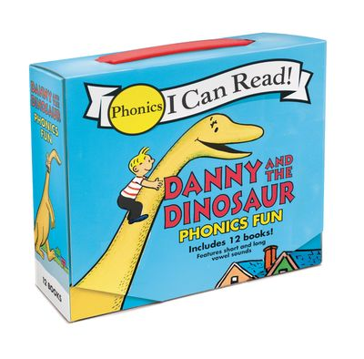 Danny and the Dinosaur Phonics Fun [12 Book Set]