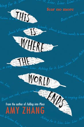 Cover image - This Is Where The World Ends