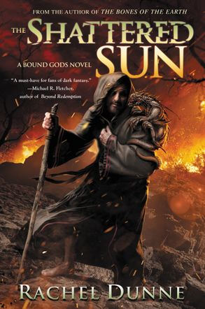 Cover image - The Shattered Sun