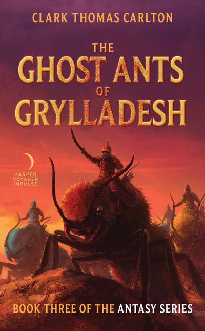 The Ghost Ants of Grylladesh