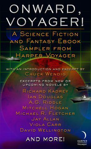 Cover image - Onward, Voyager