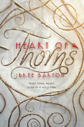 Cover image - Heart of Thorns