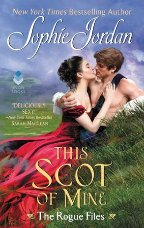 Cover image - This Scot Of Mine