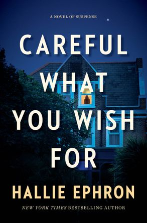 Cover image - Careful What You Wish For