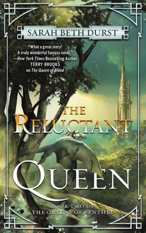 Cover image - The Reluctant Queen
