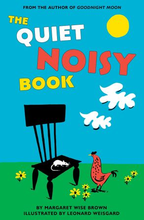 Cover image - The Quiet Noisy Book