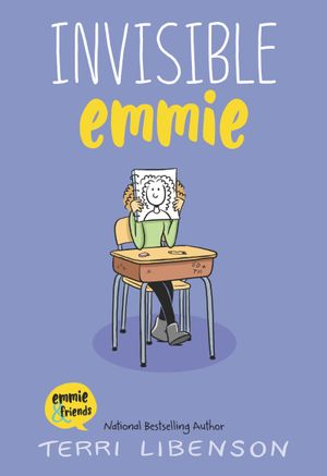 Invisible Emmie: Graphic novel