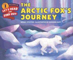 Cover image - The Arctic Fox's Journey