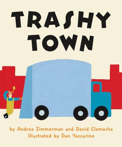 Trashy Town Board Book