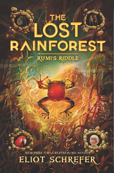 The Lost Rainforest #3