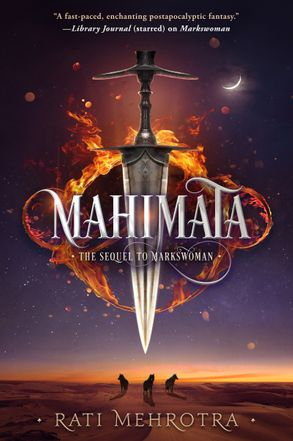 Cover image - Mahimata: The Sequel To Markswoman