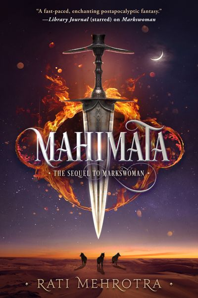 Mahimata: The Sequel To Markswoman