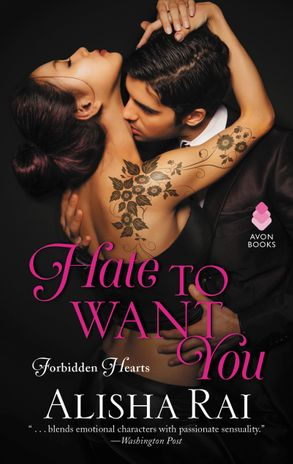 Cover image - Hate to Want You: Forbidden Hearts