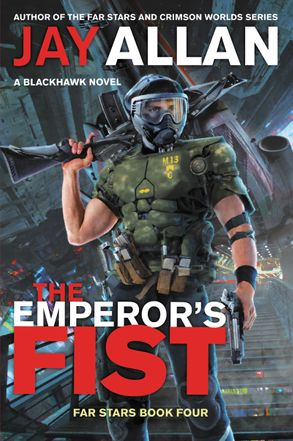 Cover image - The Emperor's Fist