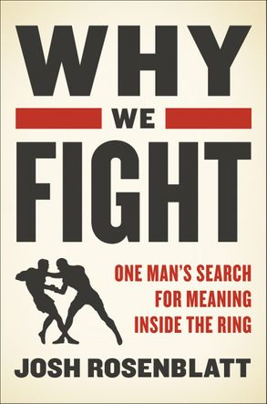 Cover image - Why We Fight: One Man's Search for Meaning Inside the Ring