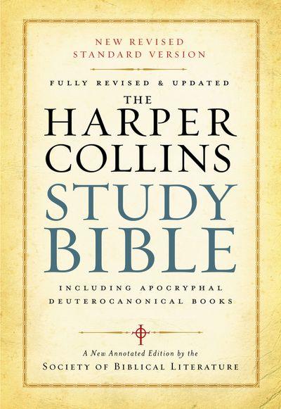 HarperCollins Study Bible