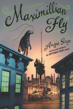 Cover image - Maximillian Fly
