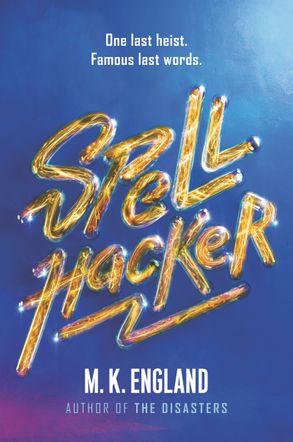 Cover image - Spellhacker