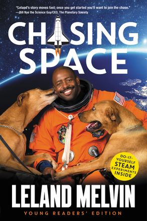 Cover image - Chasing Space [Young Readers' Edition]