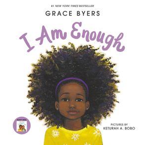 Cover image - I Am Enough