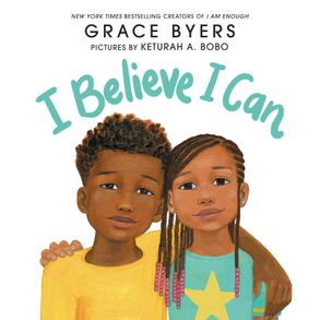 Cover image - I Believe I Can