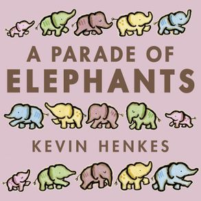 Cover image - A Parade of Elephants