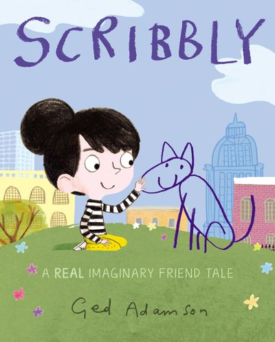 Scribbly: A Real Imaginary Friend Tale