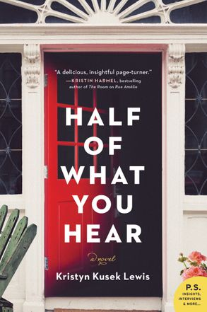 Cover image - Half Of What You Hear