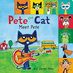 Cover image - Pete The Cat: Meet Pete