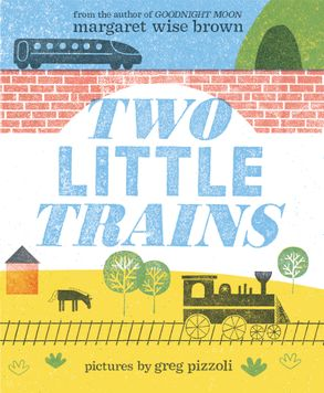 Cover image - Two Little Trains
