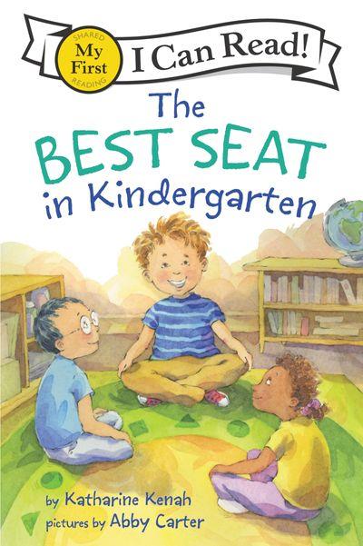 The Best Seat in Kindergarten