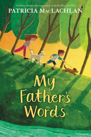 Cover image - My Father's Words