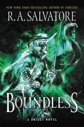 Cover image - Boundless