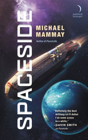 Cover image - Spaceside