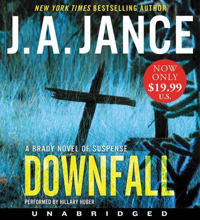 Downfall [Unabridged Low Price CD]