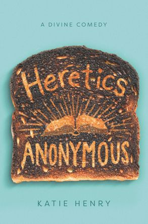 Cover image - Heretics Anonymous