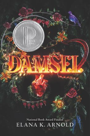 Cover image - Damsel